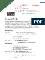 Edusah's Profile. Docx