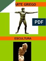escultura griega 2015