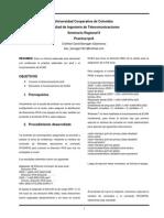 Laboratorio IPV6