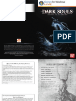 DarkSouls PC Manual Online GB