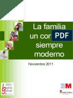 Familia, Un Concepto Siempre Moderno