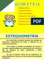 Estequiometría