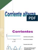 Corriente Alternae