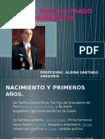Manuel Ignacio Prado y Ugarteche