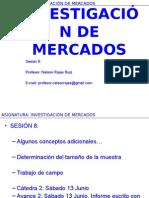 Sesion 08 Investigacion de Mercados 2015