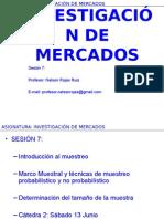 Sesion 07 Investigacion de Mercados 2015