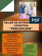 Percepcion Taller