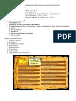 Taller Sobre Capacitación y Técnicas de Evangelismo Personal I