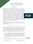 Jason Read - Production of Subjectivity