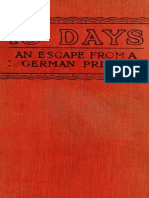 13 Days_ the Chronicle of an Escape From a German Prison by John Alan Lyde Caunter