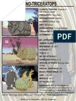 Rhino-Triceratops