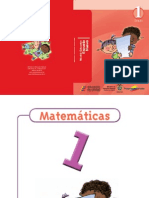 01 en Matemáticas Cartilla 1