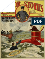 Motor Matt's Submarine by Stanley R. Matthews