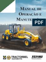 manual de operaçãoxg31802