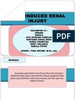 Ppt Drug Induced Renal Injury