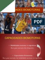 CAPACIDADES BIOMOTORAS