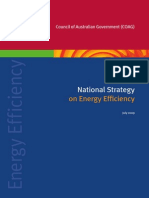 National Strategy on Energy Efficiency