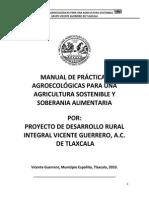 Manual Practicas Agroecologicas de Gvg Tlaxcala