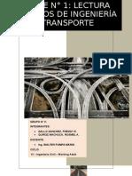 Informe Vehiculos Permisibles en Las Carreteras Del Perú
