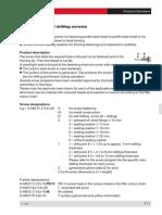 3.2 S-MS, S-MD Z en -Autoperforantes