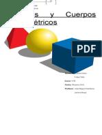 Figuras y Cuerpos Geometricos