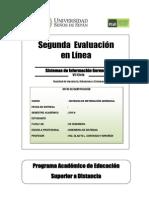 Segunda Eval Linea Sistemas de Informacion Gerencial 2015-0
