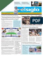 Edición Impresa Elsiglo Domingo 14-06-2015