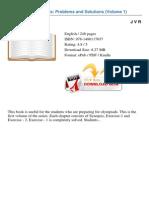 Algebra for Olympiads j v r 23443808
