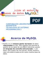 [14]Introducción MySQL
