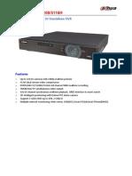 DH--DVR5104 5108 5116H