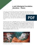 Estratigrafia y Correlacion Litologica
