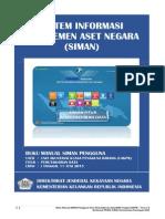 Buku Manual SIMAN Pengguna (UAKPB) Fitur Pemutakhiran Data - Edisi I Tanggal 10 Juni 2015.PDF