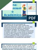 Rendimiento academico