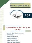 Pentateuco y Libros de La Ley Tradiciones-IBM-2