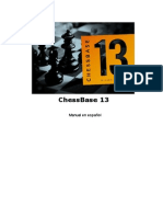 ChessBase13Manual Es