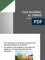 EL CORPUS