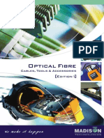Optical Fibre Catalogue
