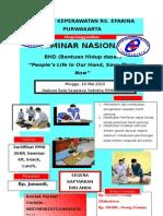 Brosur Seminar