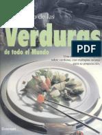 Cocina - El Gran Libro de Las Verduras