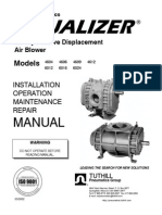 Tuthill Blower Manual EqualizerManual