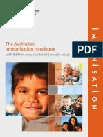 Immunisation Handbook