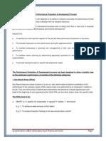 basic of performance evaluation developmentprocess-130411232621-phpapp02