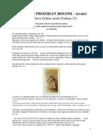 Otac Pio proziran Bogom (izvatci iz knjige)