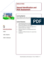 Mod 3 HazardIDInstructorNotes