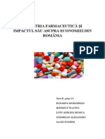 249902946 Industria Farmaceutică
