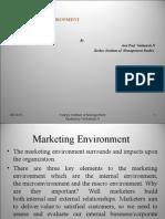 2nd Chapter Macro Environment[1]