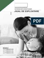 Daikin FTXB35C2V1B User Manual
