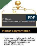 4th Chapter.marketing Segmentation
