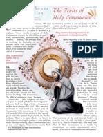 Holy Communion November2003