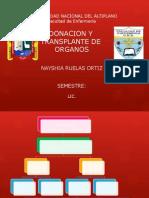 Transplante y Donacion de Organos